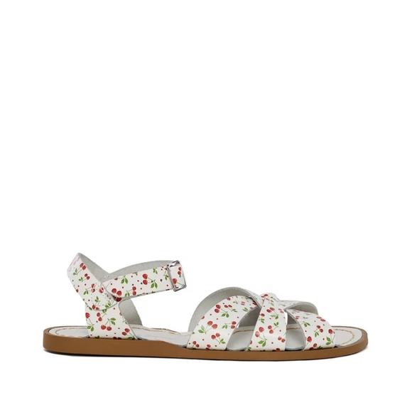 Saltwater Cherry Sandals